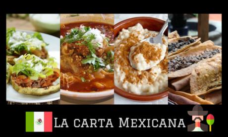 La carta mexicana