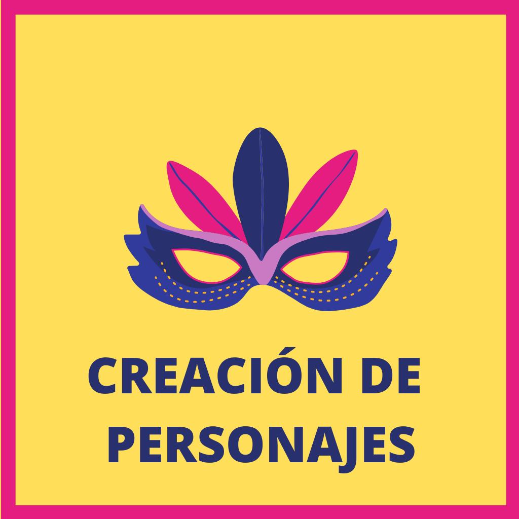 CREACIÓN DE PERSONAJES (1)