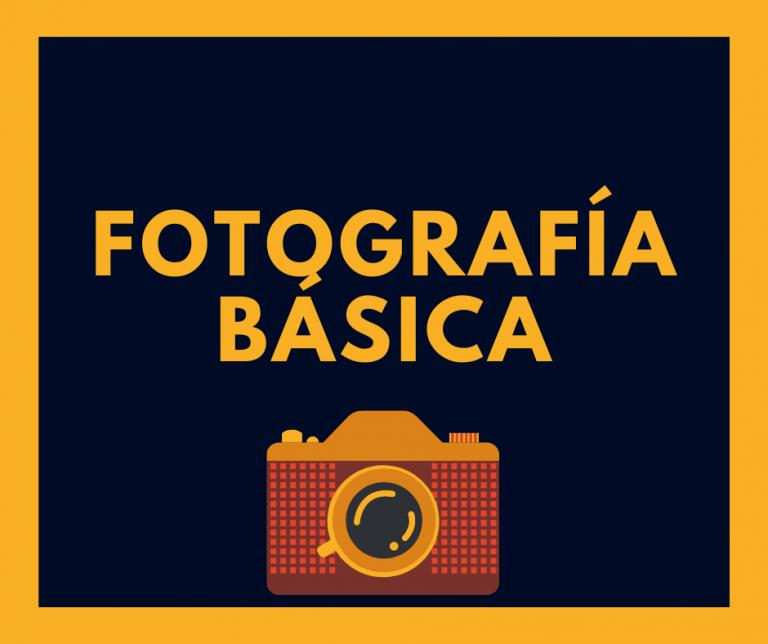 Fotografía básica