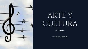 Cursos gratis de Arte y Cultura