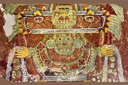Representacion de Quetazcoatl