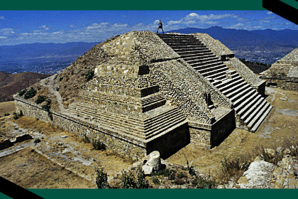 Pirámides zapotecas