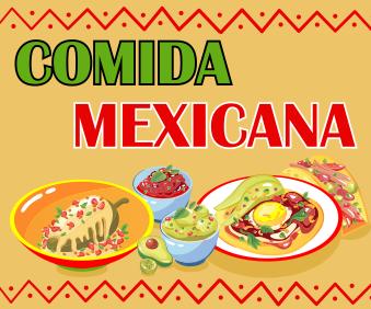 Curso de comida mexicana