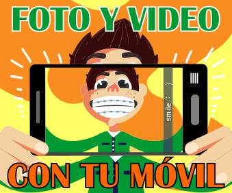 Curso de fotografía y video con el celular