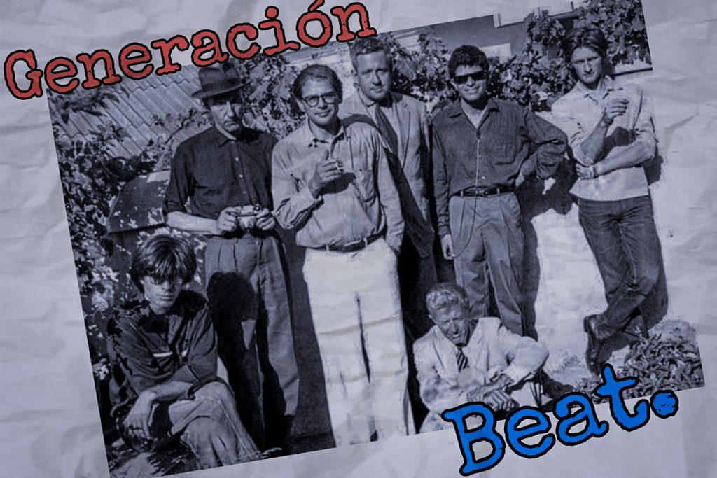 Autores de la generación beat