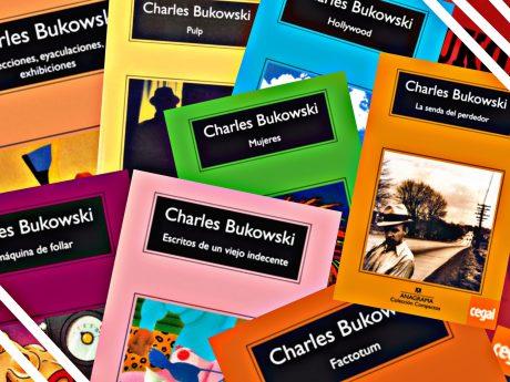 Libros de Bukowski