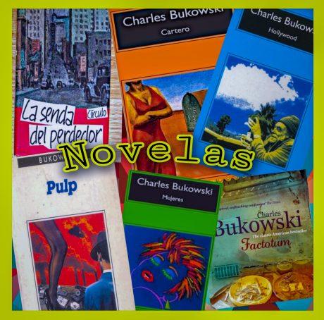 Novelas de Charles Bukowski