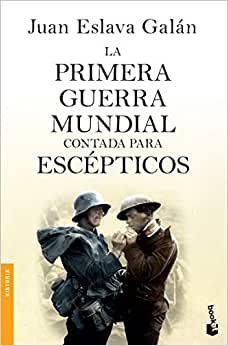 Libro sobre la primera guerra mundial