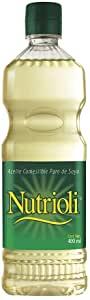 Aceite para molotes