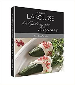 Libro de comida mexicana