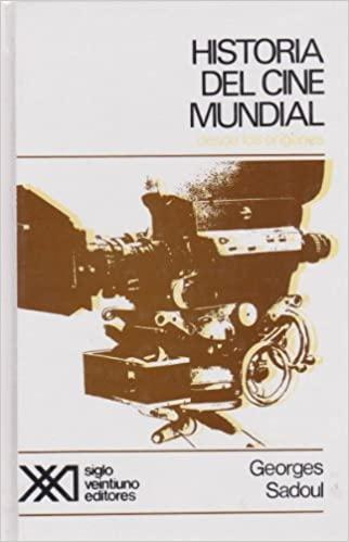 Libro para aprender la historia del cine