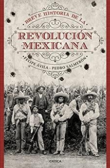 Libro sobre la revolución Mexicana