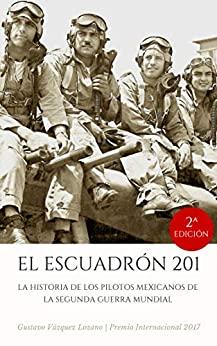 Libro sobre el escuadrón 201