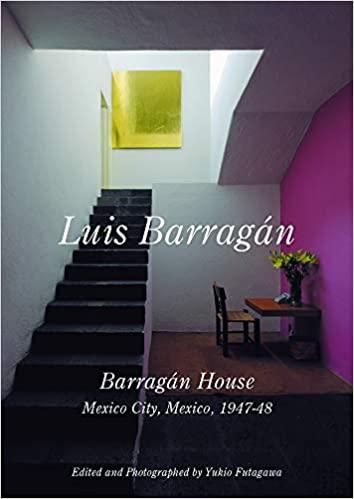 Libro sobre Luis Barragán