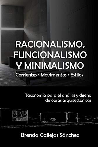 Racionalismo, funcionalismo y minimalismo