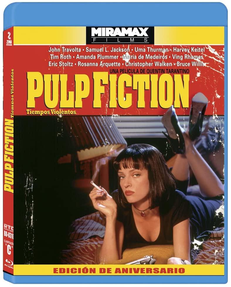 Comprar pulp fiction
