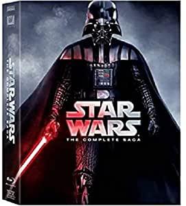 pack completo de películas de Star Wars