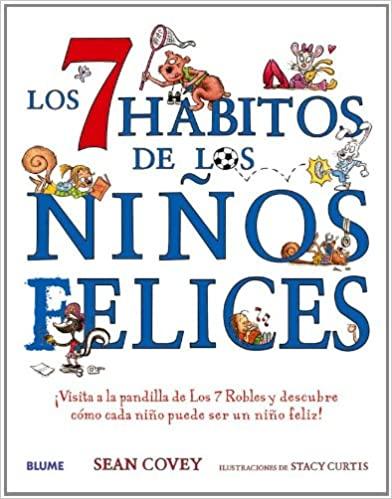 libro para niños: los 7 hábitos de los niños felices