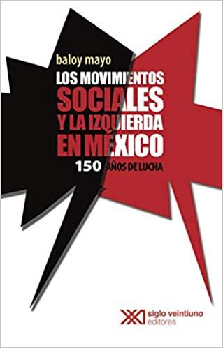 Libro sobre los movimientos sociales en México