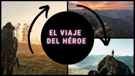 Camino del viaje del héroe