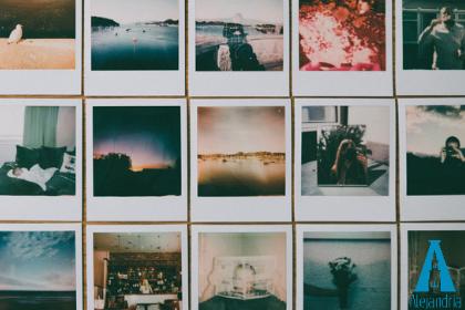 collage de fotografías