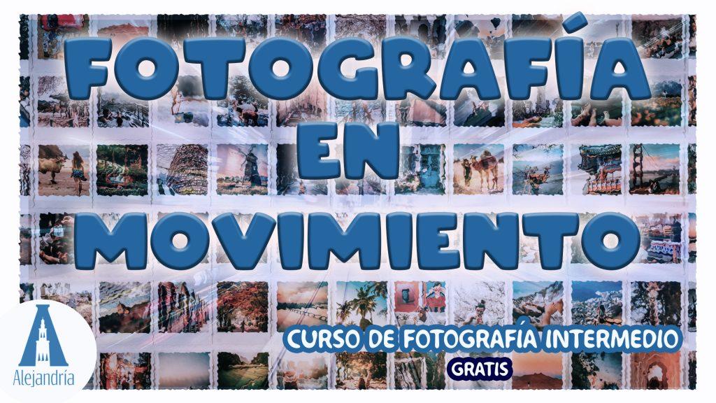 curso fotografía intermedio